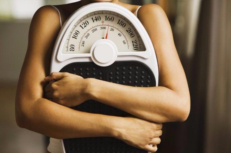Почему вес никак не снижается. Почему объемы уходят, а вес стоит